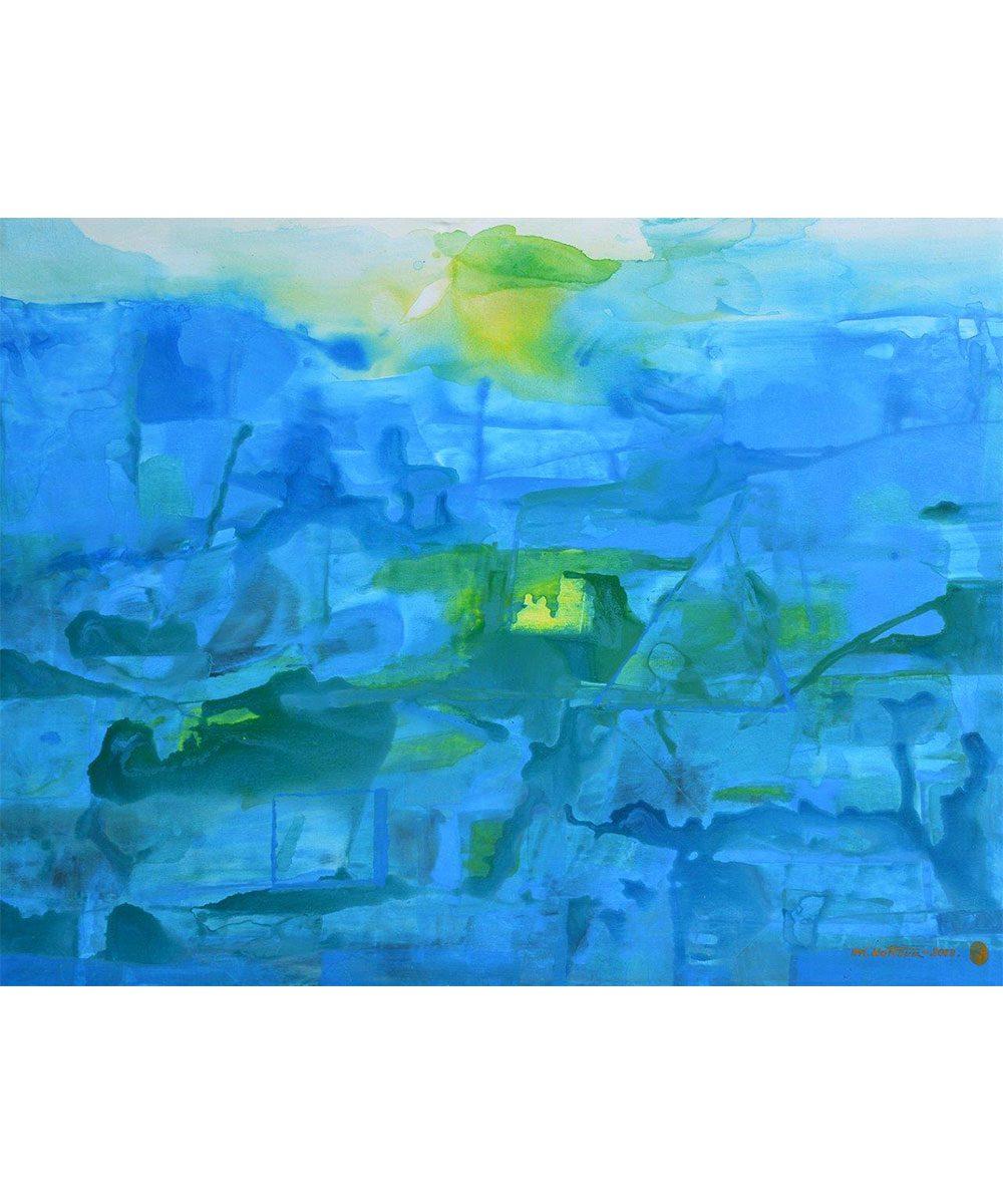 Vivid-Gallery-Marian-Wolczuk-Niebieski-Pejzaz-130x100-2013