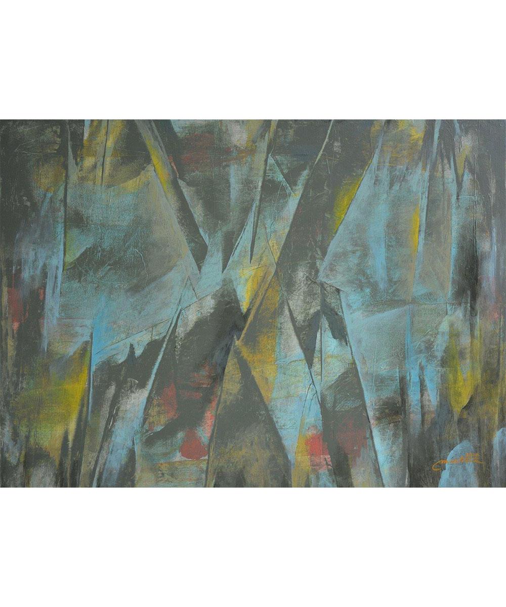 Vivid-Gallery-Marian-Wolczuk-Imperium-Przestrzeni-135x100-2018