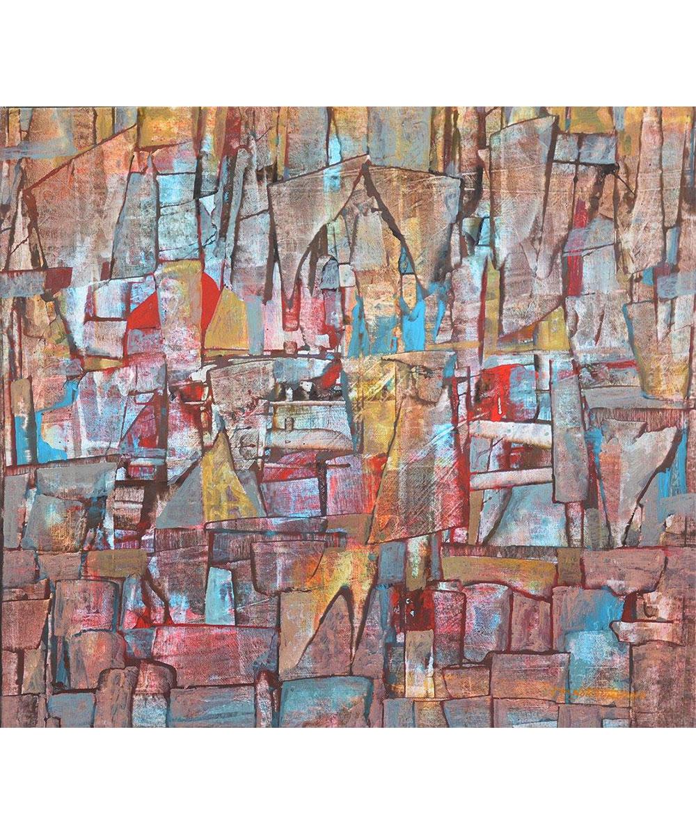 Vivid-Gallery-Marian-Wolczuk-Rzymskie-Impresje-100x90-2017